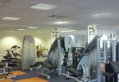 Iron Works Gym Image 3 of 3