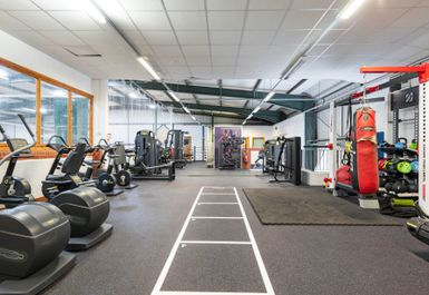 Nescot Gym