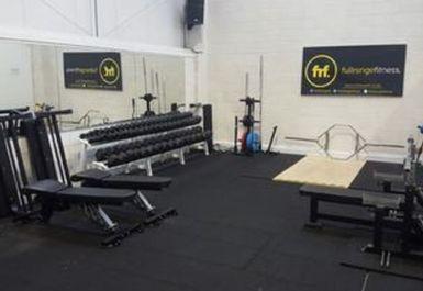 Full Range Fitness Image 3 of 5