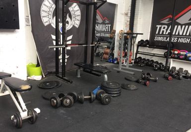 IMPACT GYM BRISTOL Image 2 of 8