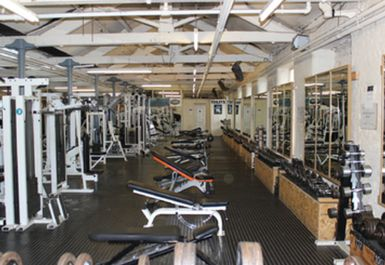 Olympic Sports Gym Image 1 of 10