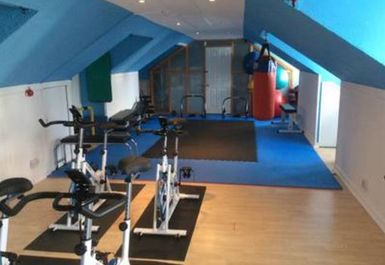Trax Health & Fitness Club Image 2 of 3