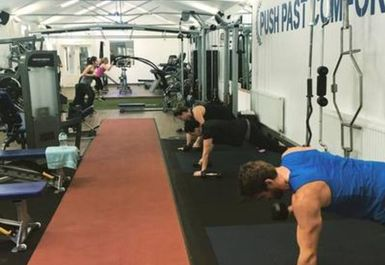 Silvermere Strength & Fitness