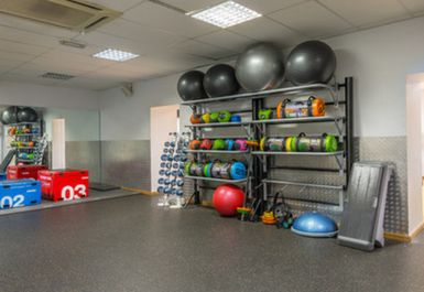 Hammersmith Fitness and Squash Centre Image 3 of 7