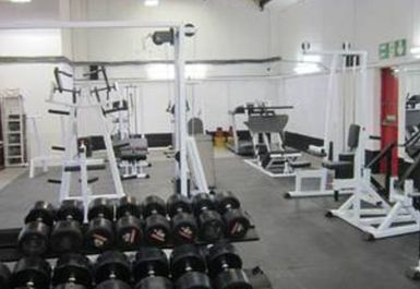 The Iron House Gym Image 3 of 5