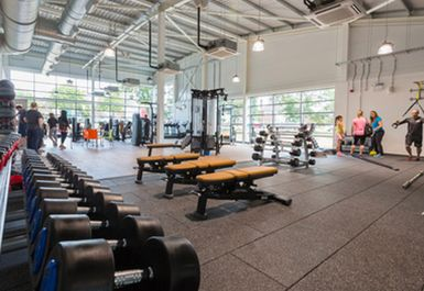 Cotlandswick Leisure Centre Image 1 of 7