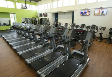 Bulmershe Leisure Centre Image 3 of 5