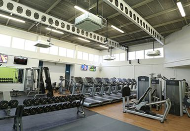 Bulmershe Leisure Centre Image 5 of 5