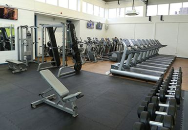 Bulmershe Leisure Centre Image 2 of 5