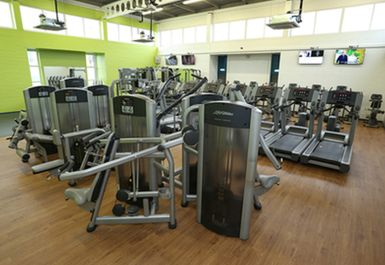 Bulmershe Leisure Centre Image 4 of 5