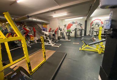 Yorkys Gym