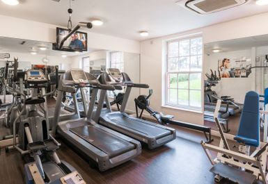 The Mercure Haydock Park Fitness and Leisure Centre