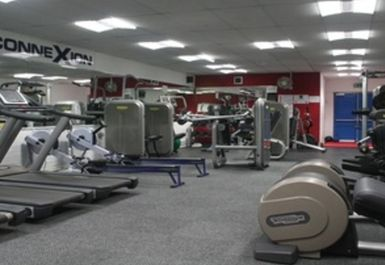 Gym ConneXion Brighton Hill Community School Image 1 of 2