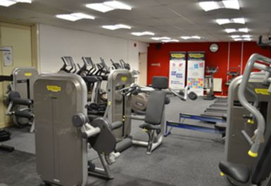 Gym ConneXion Brighton Hill Community School Image 2 of 2