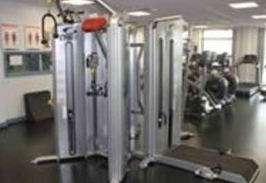 Accross College Gym Image 1 of 5