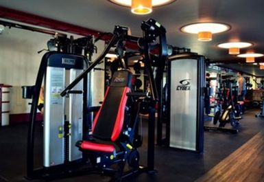 Kinesis Gym & Fitness Centre Image 4 of 10