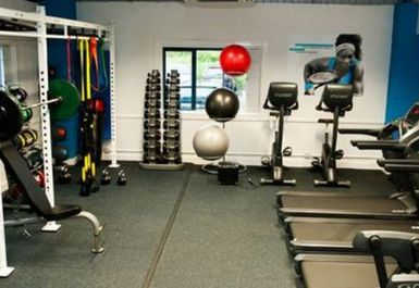 Ace Fitness at Swansea Tennis Centre Image 3 of 6