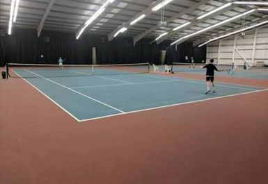 Ace Fitness at Swansea Tennis Centre Image 6 of 6