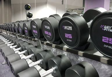 Anytime Fitness Worthing Image 4 of 9