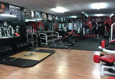 Ironworks gym Image 2 of 10