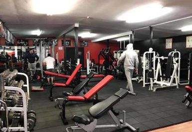 Ironworks gym Image 5 of 10