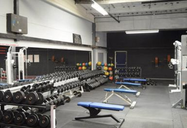 The Iron Generation Gym Image 1 of 10