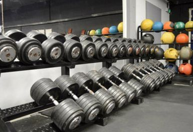 The Iron Generation Gym Image 3 of 10