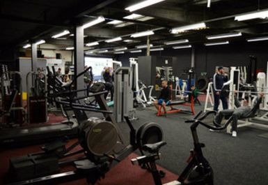 The Iron Generation Gym Image 4 of 10