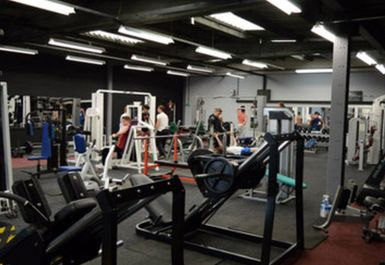 The Iron Generation Gym Image 5 of 10