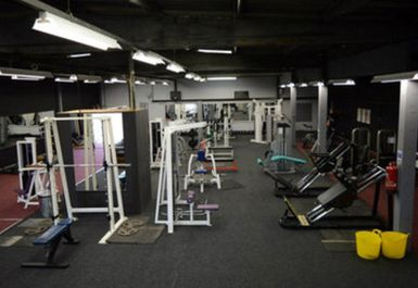 The Iron Generation Gym Image 6 of 10