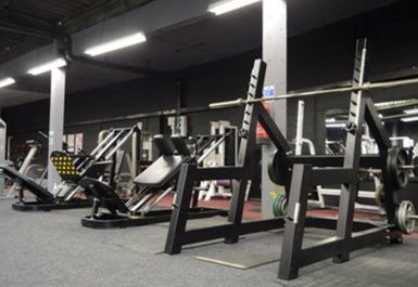 The Iron Generation Gym Image 9 of 10