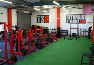 Titanium Strength Gym Image 2 of 10
