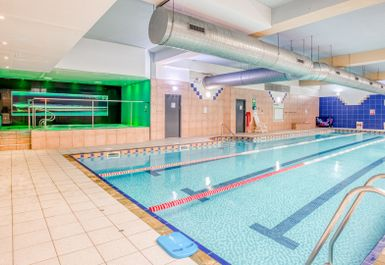 Nuffield Health Fulham Fitness & Wellbeing Gym