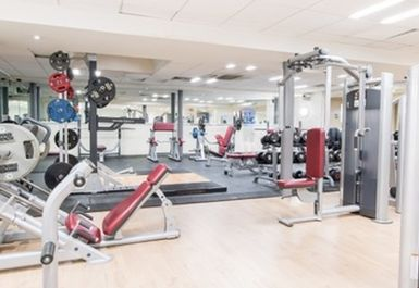 Nuffield Health Battersea Fitness & Wellbeing Gym Image 1 of 7