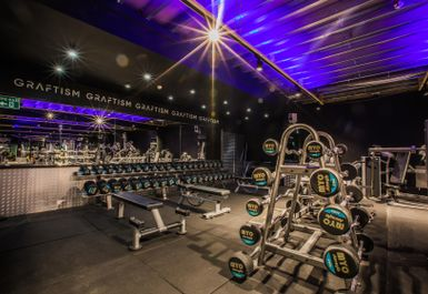 Graftism Gym