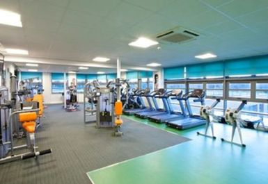 Leisure Club at Oasis Academy Wintringham Image 1 of 7