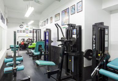 Dowe Dynamics Gym