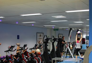 Topnotch Health Club Blackfriars