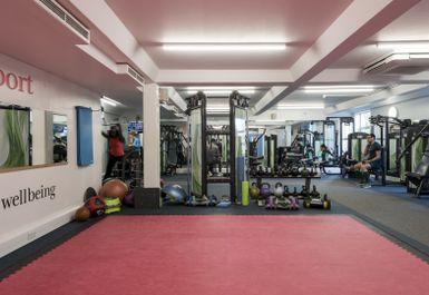 University of Sussex Falmer Sports Complex
