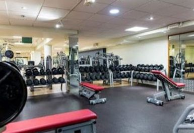 Nuffield Health Enfield Fitness & Wellbeing Gym Image 2 of 8
