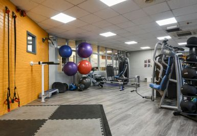 Weir Archer Athletics and Fitness Centre