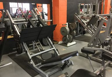 Legends Gym Image 8 of 8