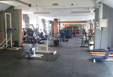 Anvil Gym Image 8 of 10