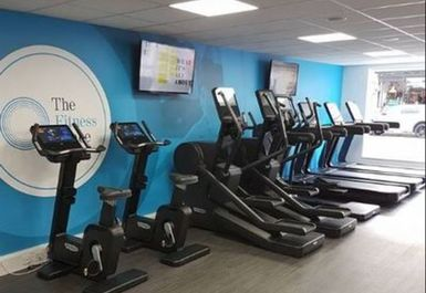 The Fitness Space Leamington Spa Image 2 of 4