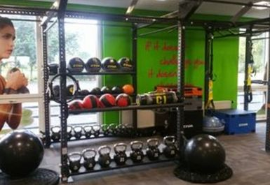 Energie Fitness Paisley Image 5 of 8