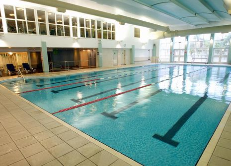 Nuffield Health Stoke Poges Fitness & Wellbeing Gym picture