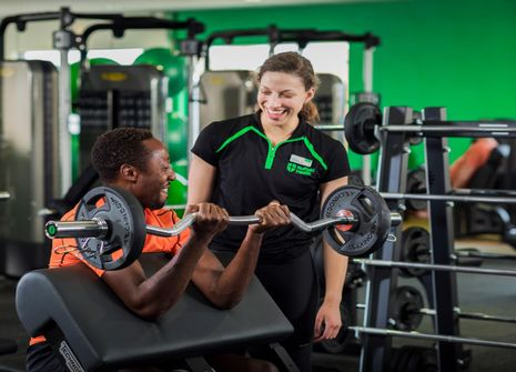 Nuffield Health Taunton Fitness & Wellbeing Gym picture