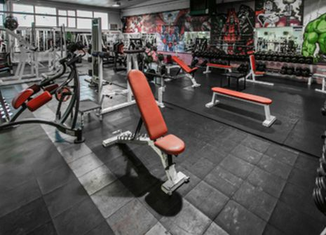 Panthers Gym picture