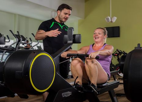 Nuffield Health Harrogate Fitness & Wellbeing Gym picture