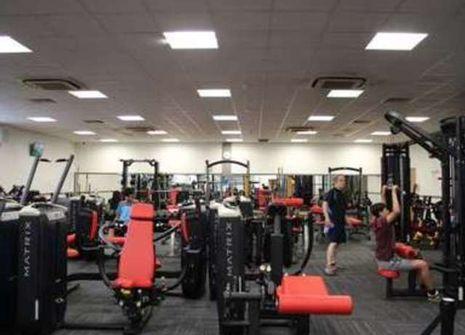 Stafford Leisure Centre picture
